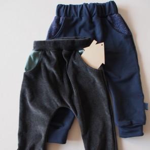 Oliver pants pockets
