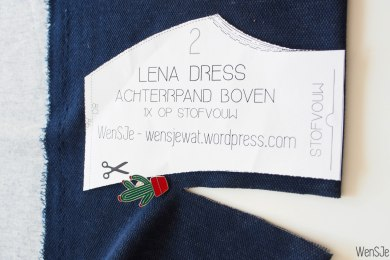 Lena dress WenSJe