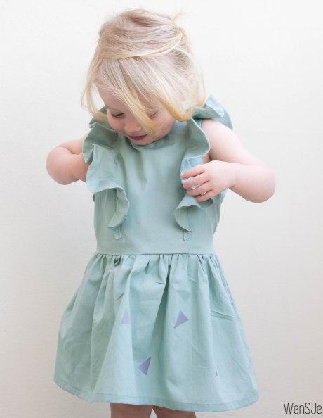 Polina dress WenSJe