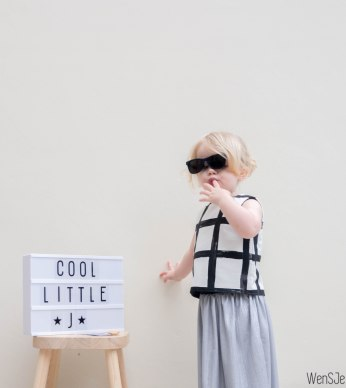 Little hipster outfit