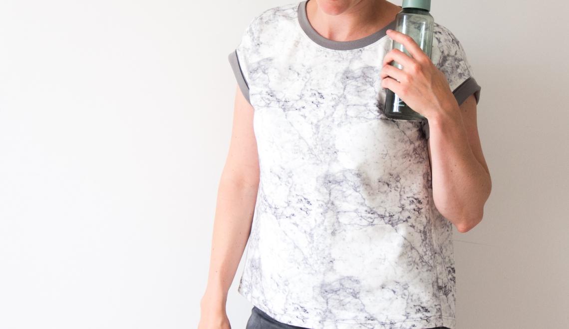 Lena shirt for women