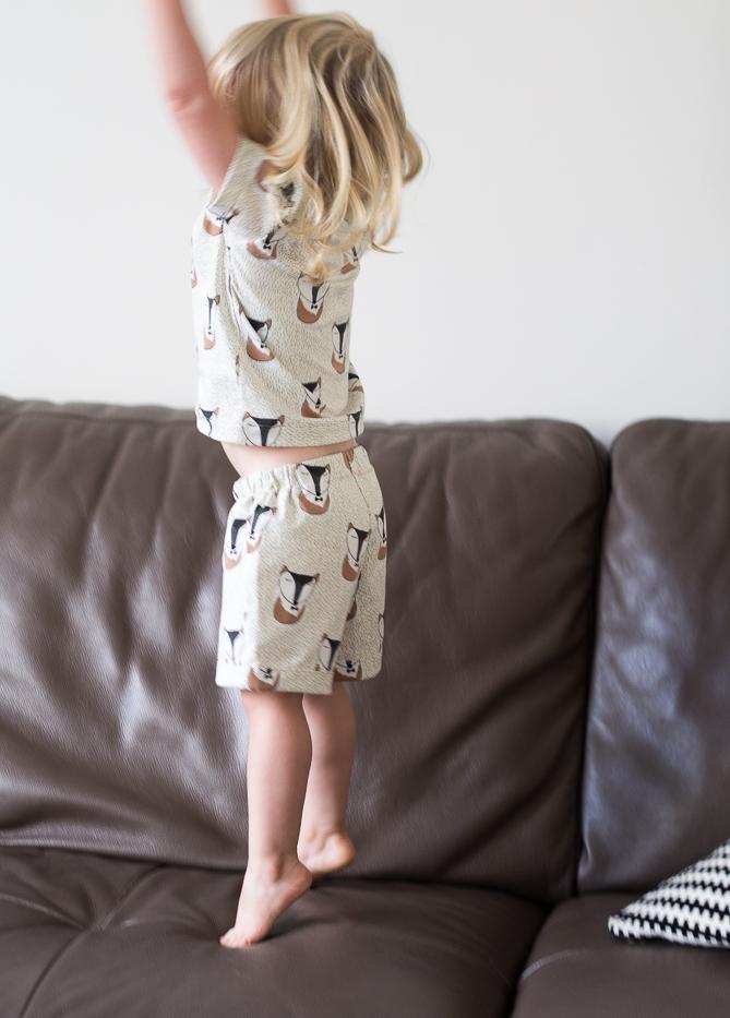 Summer pyjama's