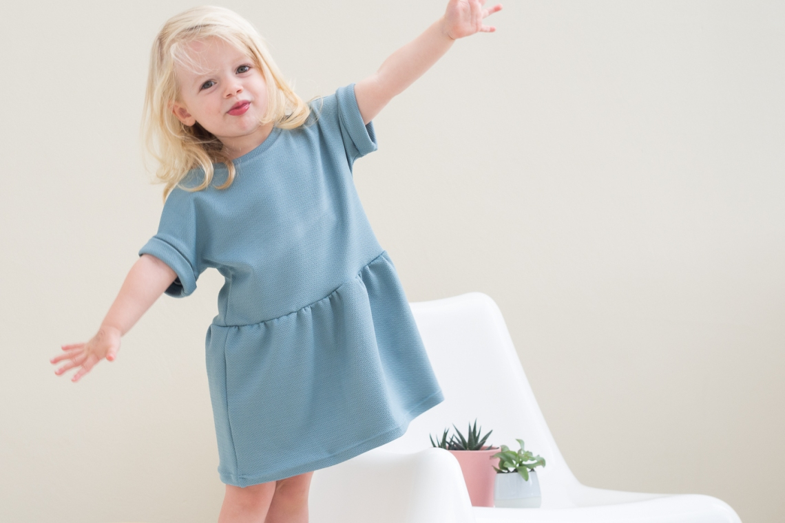 Free sewing pattern Fons and Sien