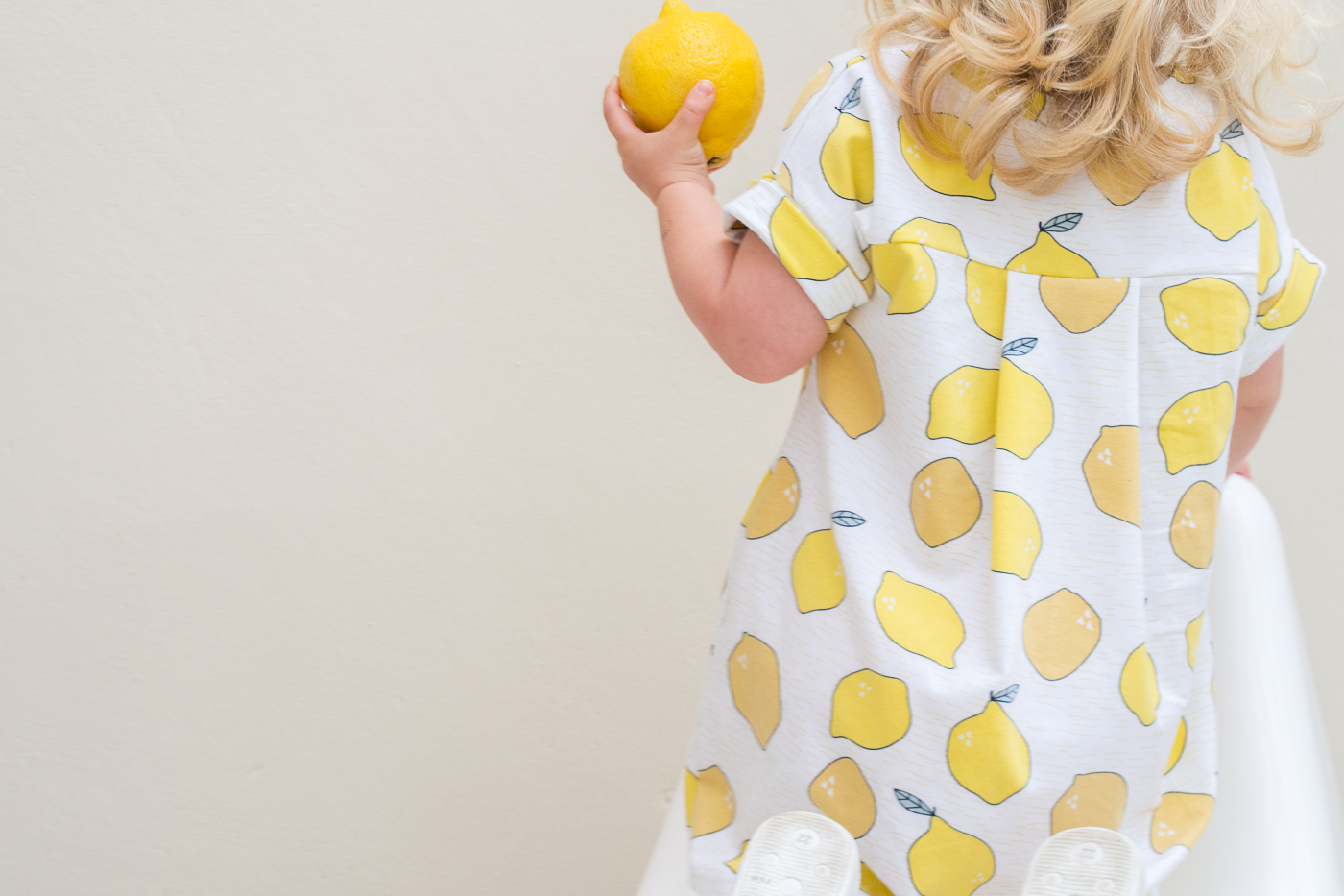 Lemon Lena + winner giveaway