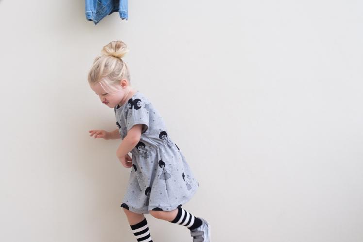 About blue fabrics Helen b dress OK